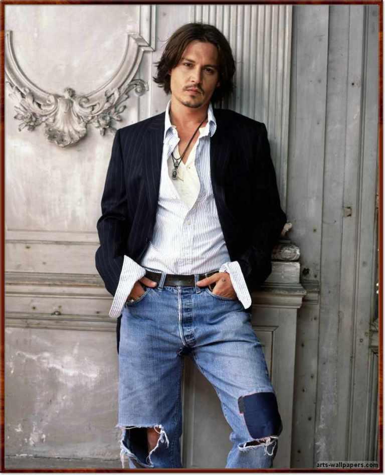 Johnny depp style Fashion style johnny depp