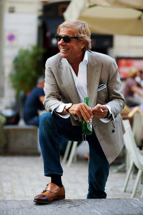 Man of Style, Milan